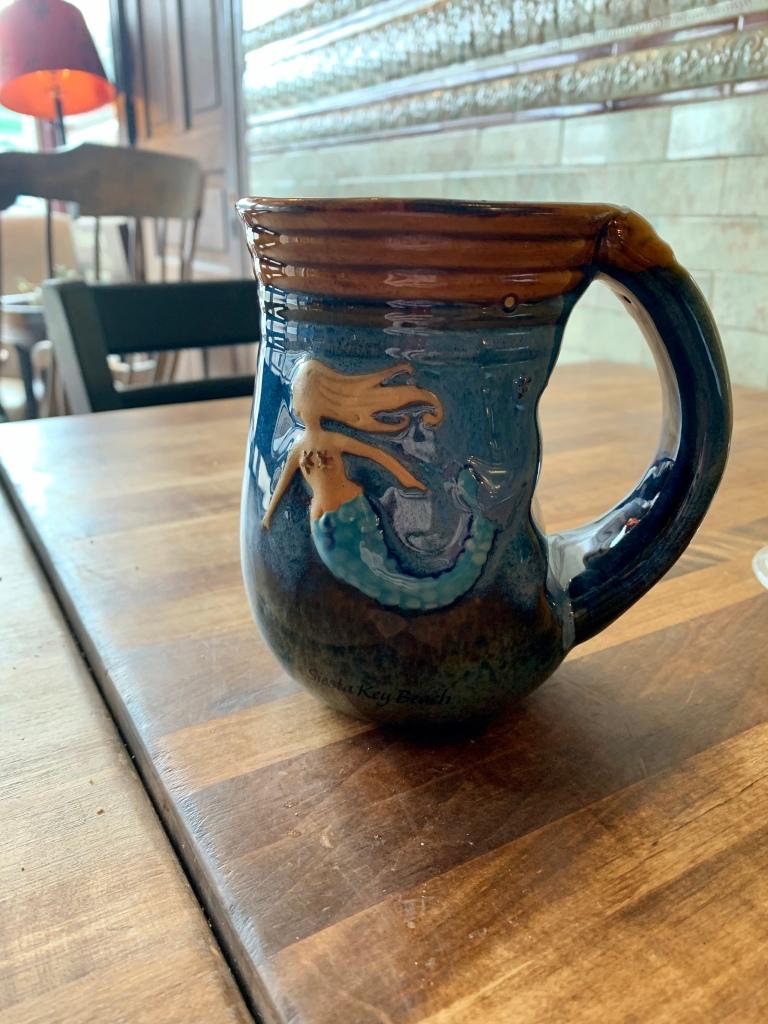 Mermaid Mug - pic